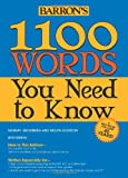 img - for 1100 Words You Need to Know book / textbook / text book