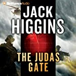 The Judas Gate (       ABRIDGED) by Jack Higgins Narrated by Simon Vance