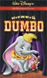 Dumbo (60th Anniversary Edition) [VHS]