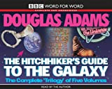 "The Hitch Hiker's Guide to the Galaxy: WITH ""The Restaurant at the End of the Universe"", ""Life, the Universe and Everything"", ""So Long, and Thanks for All the Fish"", ""Mostly Harmless"" (Word for Word)"