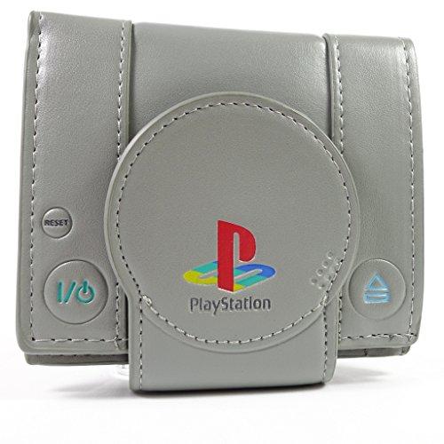 Sony PlayStation One consolle Grigio portafoglio