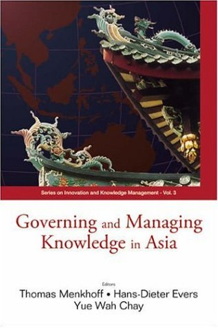 Governing Knowledge in Asia