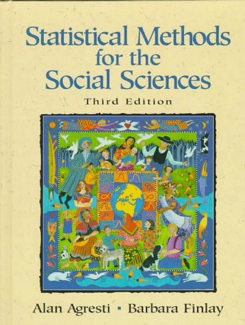 Statistical Methods for the Social Sciences (3rd Edition)