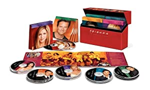 Friends: The Complete Series from Warner Home Video