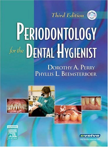 Periodontology for the Dental Hygienist, 3e (Perry,...