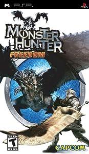 Monster Hunter Freedom - Sony PSP