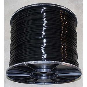 1000 FT Aluminized Steel 12.5 Gauge < Electric Fence Wire | Zareba