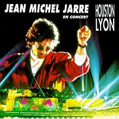 Jean Michel Jarre : 'Live In Concert, Houston Lyon'
