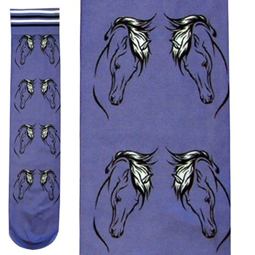 Intrepid International Horse Equestrian Fashion Socks