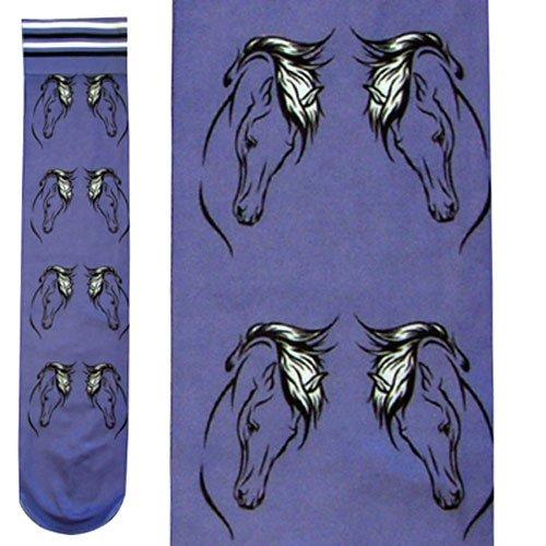 Intrepid International Horse Equestrian Fashion Socks
