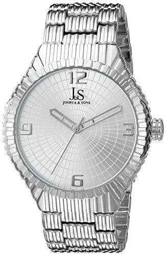 Joshua & Sons Reloj de cuarzo Man  41 mm