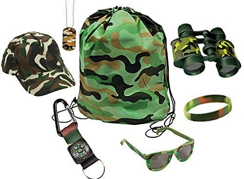 Kids Camouflage Toy Bundle (Camouflage Clothing For Kids compare prices)