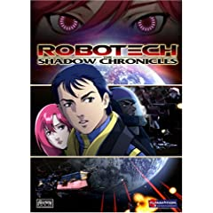 Robotech: The Shadow Chronicles affiche