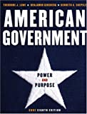 American Government (0393924831) by Lowi, Theodore J.