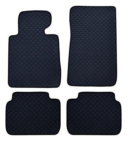 passform-gummimatten-fussmatten-schwarz-octagon-fur-chrysler-sebring-limousine-bj-01-07-12-10-mit-ma