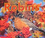Robins (Time-to-Discover Scholastic Readers) (0439445329) by Melvin Berger