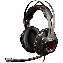 Kingston HyperX Cloud Revolver HX-HSCR-BK/AS Gaming Headset (Black/Red)