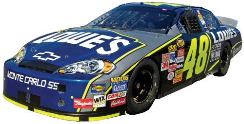 Revell Nascar #48 Lowe's Chevy Monte Carlo 2006