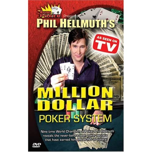 Masters of Poker: Phil Hellmuth s Million Dollar Poker System movie