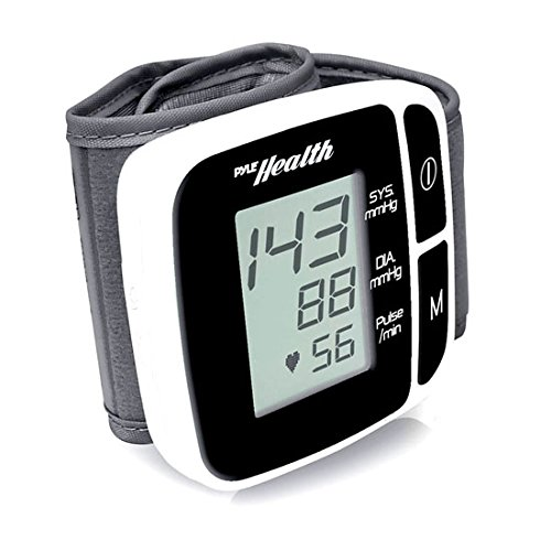 pyle-phbpbw40bk-bluetooth-smart-blood-pressure-monitor-black