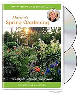 The Martha Stewart Gardening Collection - Martha's Spring Garden