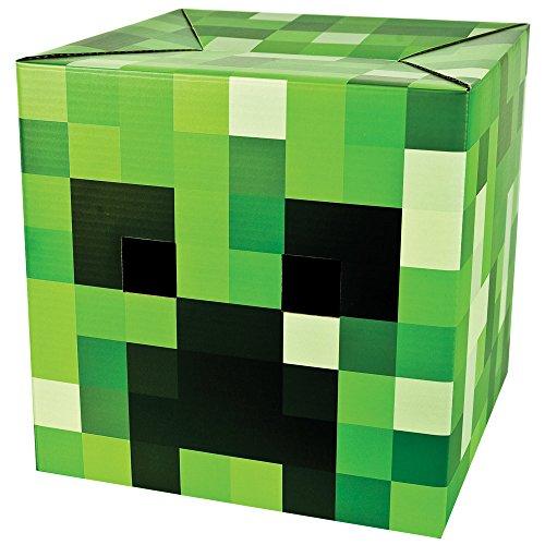 Minecraft 12 · Creeper Minecraft Halloween Costume