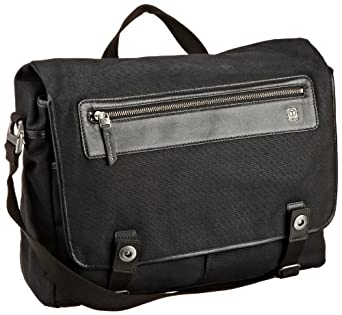 Tumi Luggage T-tech Forge Fairview Messenger Bag, Black, Medium