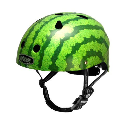 Nutcase Little Nutty Watermelon Bike Helmet, X-Small