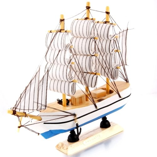 100Guranteed Passat Tall Ship Detailed Wooden Model Nautical Decor Sailboat Maritine Toy Crafts