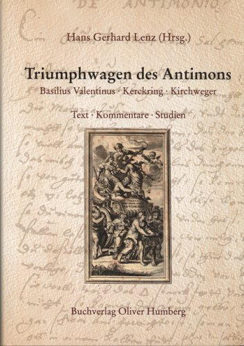 Triumphwagen des Antimons