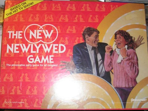 The New Newlywed Game - Buy The New Newlywed Game - Purchase The New Newlywed Game (Pressman, Toys & Games,Categories,Games,Board Games,Trivia Games)