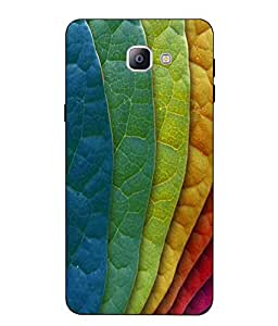 Case Cover Gun Printed Multicolor Soft Back Cover For SAMSUNG Galaxy A9 Pro