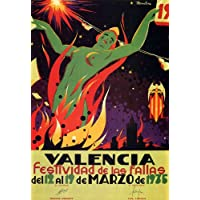 Las Fallas Festival, Valencia 1935