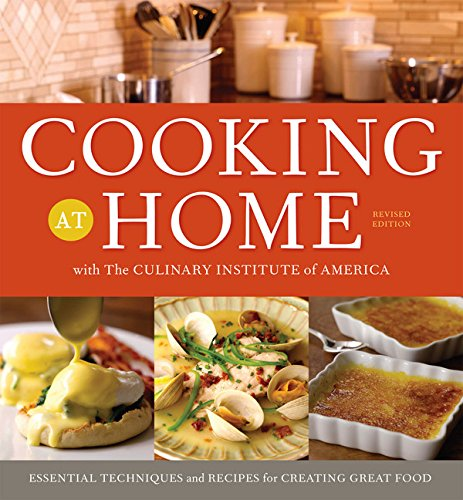 Cooking at Home with the Culinary Institute of America