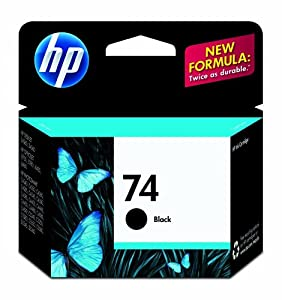 HP 74 (CB335WN) Black Original Ink Cartridge
