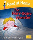 Read at Home: Level 5A: Hairy-Scary Monster Cynthia Rider