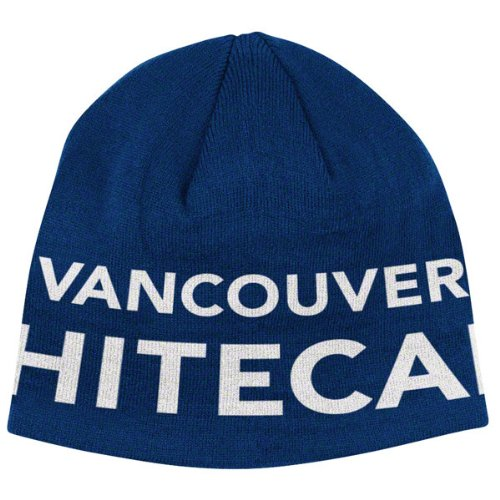 Vancouver Whitecaps adidas Authentic Team Knit Hat