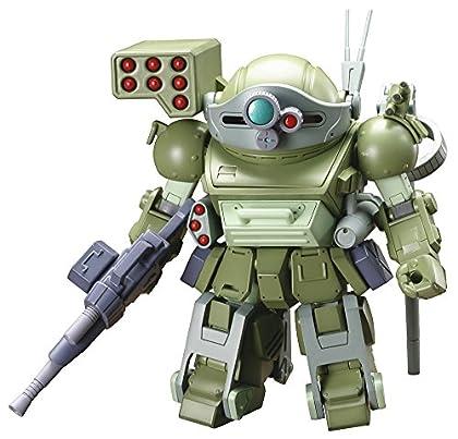 装甲騎兵ボトムズ 赫奕たる異端 D-スタイル バーグラリードッグ (NONスケール プラモデル)