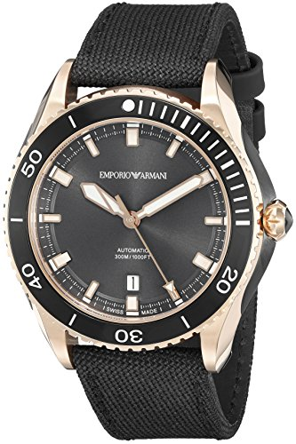 Emporio-Armani-Swiss-Made-Mens-ARS9006-Analog-Display-Swiss-Automatic-Black-Watch