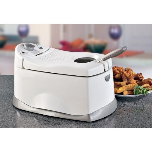 Westinghouse 2.5 Quart Cool Touch Deep Fryer
