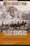 img - for The Texas Rangers book / textbook / text book