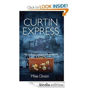 Curtin Express Mike Dixon