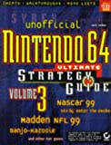 Unofficial Nintendo 64 Ultimate Strategy Guide (0782123198) by Farkas, Bart