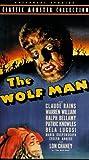 Wolfman [VHS]