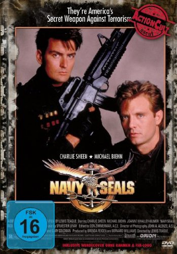 Navy Seals (Action Cult, Uncut)