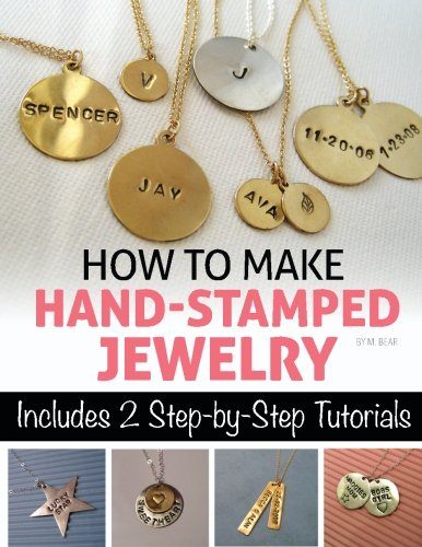How to Make Hand Stamped Jewelry (Making Stamped Jewelry compare prices)