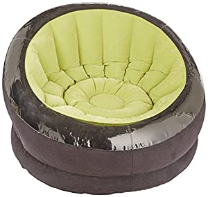 Intex Inflatable Empire Chair, (Colors May Vary), 1 Pack