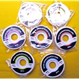 7 x Solder Wick kit: 1.5m (5ft) 1+1.5+2+2+2.5+2.5+3 mm Copper Braid Desoldering