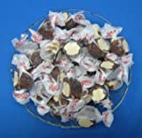 Chocolate Malt Flavored Taffy Town Salt Water Taffy 2 Pounds