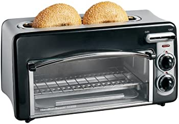 Hamilton Beach 22708 2-Slice Toaster and Mini Oven